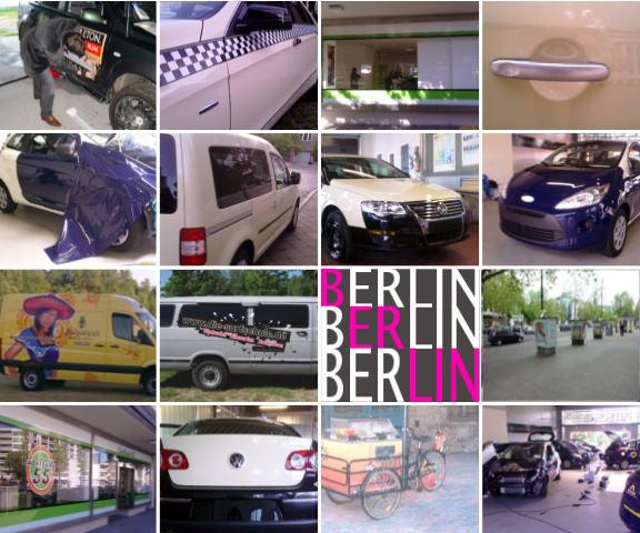 Foliendesign Paradigma.media Werbung Berlin