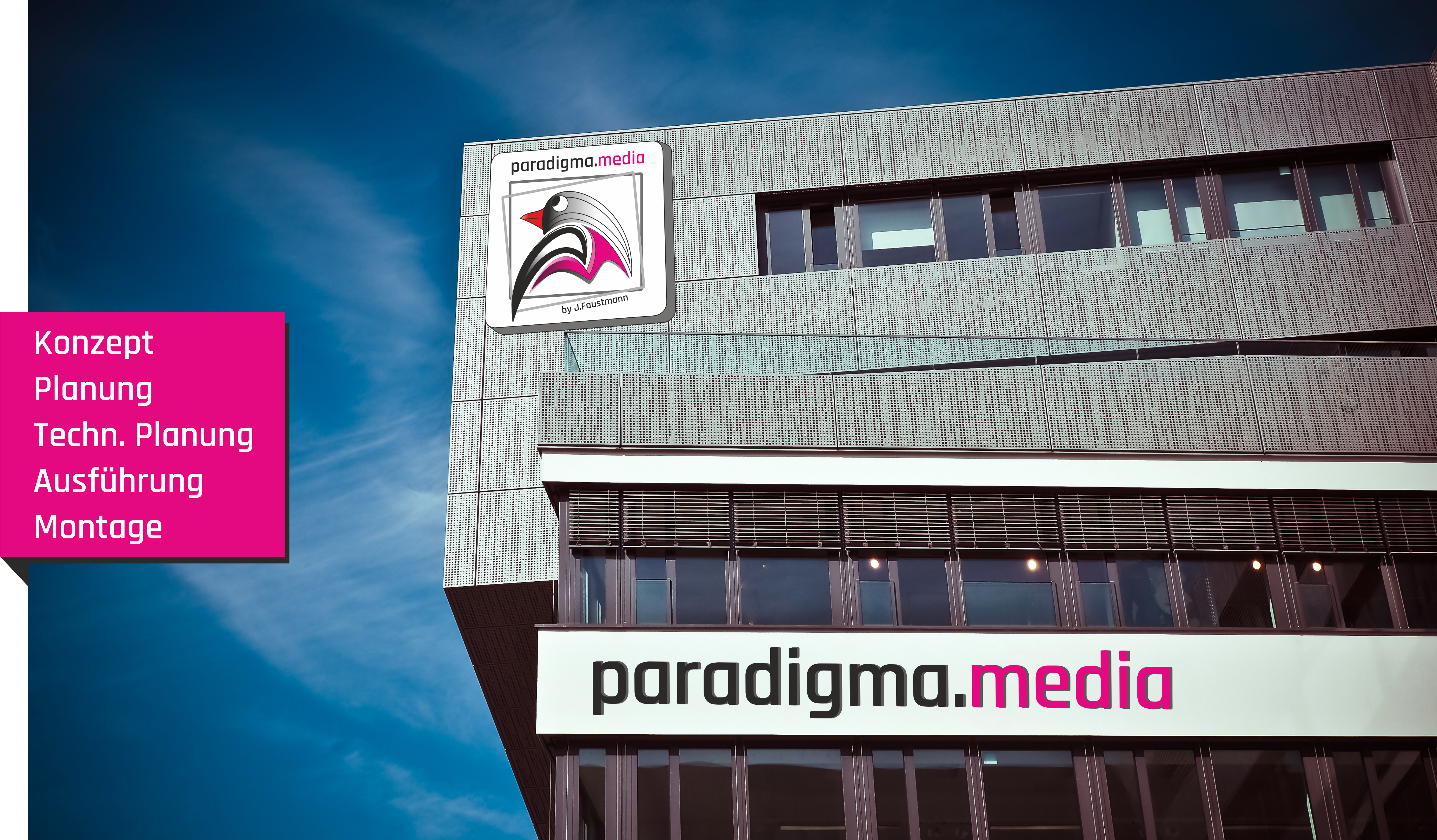 KOMMUNIKATION WERBETECHNIK für digital & Print MEDIEN